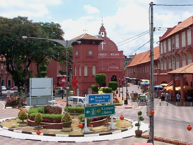 Historic Cities of the Straits of Malacca
