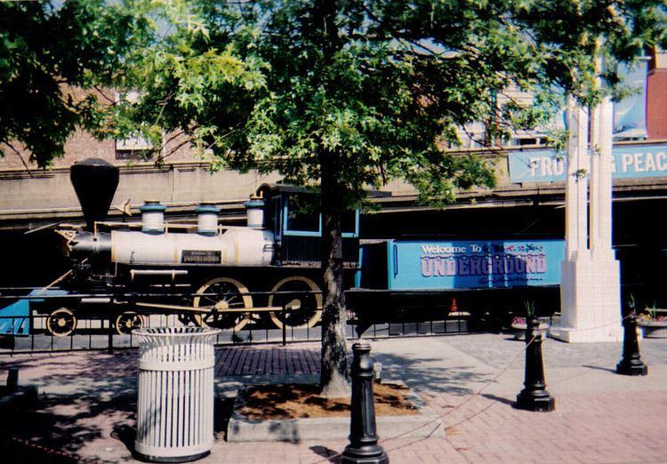 Historic Jefferson Railway