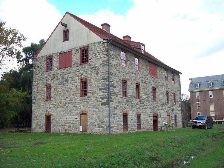 Historic Moravian Bethlehem Historic District