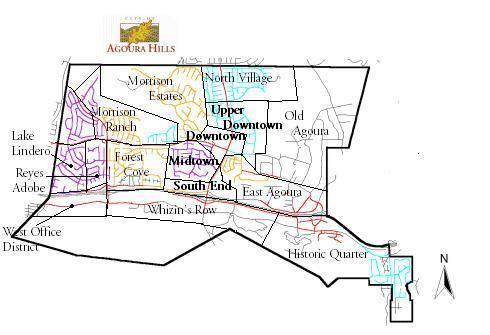 Historic Quarter, Agoura Hills, California