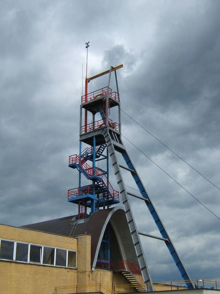 Historic Silver Mine in Tarnowskie Góry