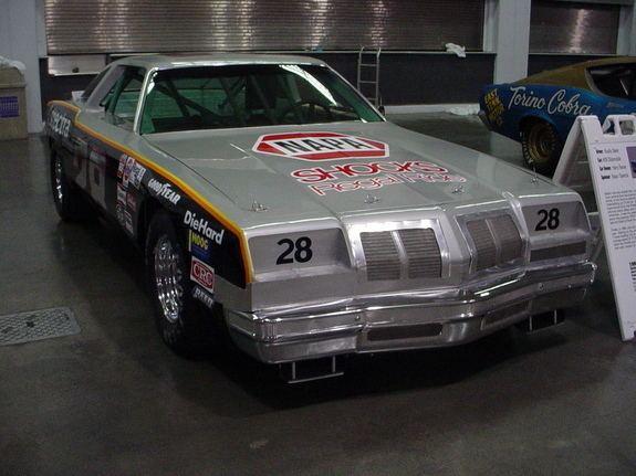 Historic Stock Car Racing Series