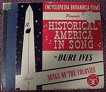 Historical America in Song httpsuploadwikimediaorgwikipediaenthumb3