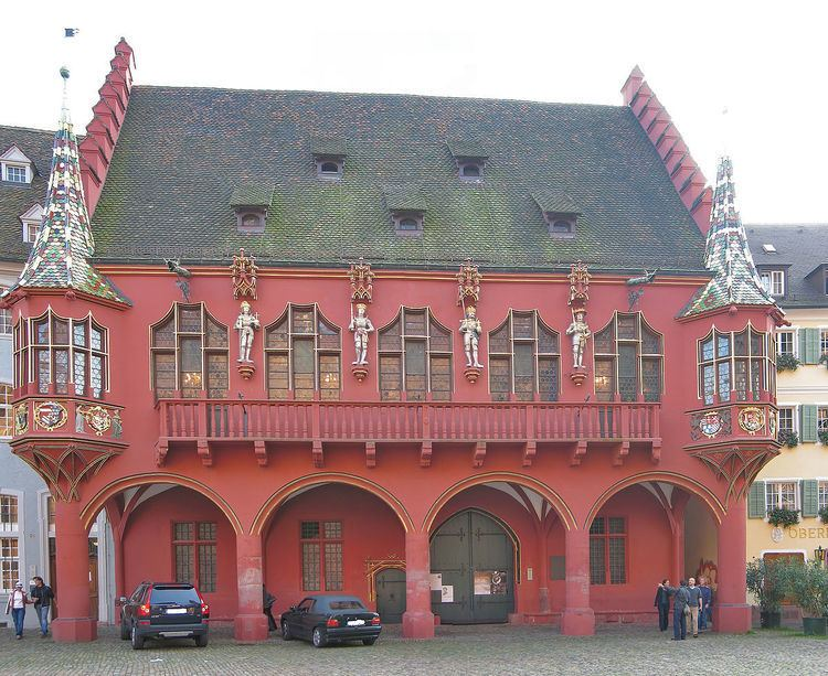 Historical Merchants' Hall (Freiburg)