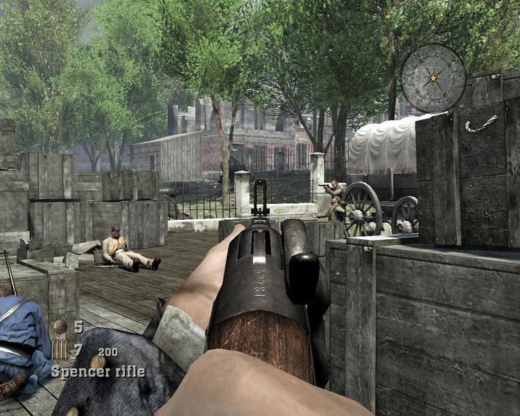 History Civil War: Secret Missions Civil War secret missions pc Windows Games Downloads The Iso Zone
