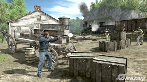 History Civil War: Secret Missions History Civil War Secret Missions Review IGN