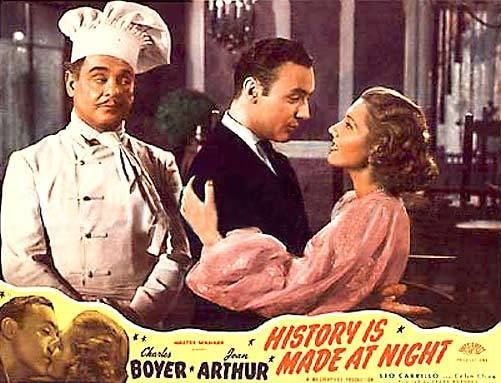 History Is Made at Night (1937 film) Charles Boyer History is Made at Night