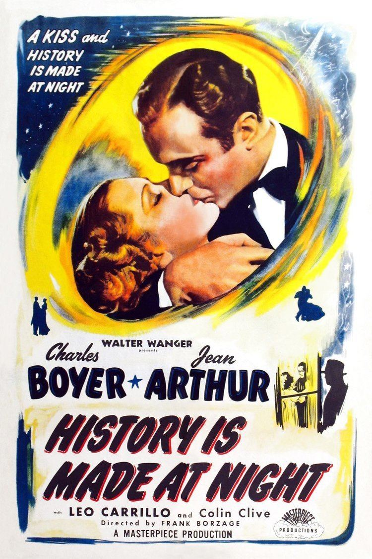 History Is Made at Night (1937 film) wwwgstaticcomtvthumbmovieposters2588p2588p