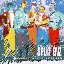 History Never Repeats – The Best of Split Enz httpsuploadwikimediaorgwikipediaenthumbf