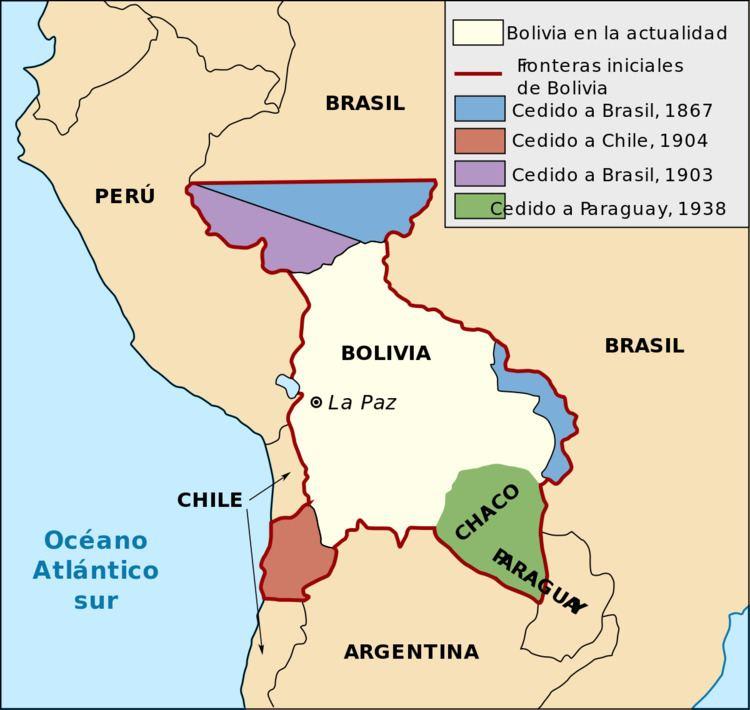 History of Bolivia (1809–1920)