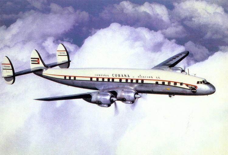 History of Cubana de Aviación