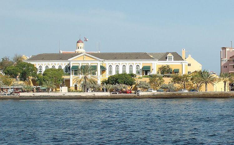 History of Curaçao