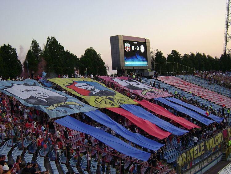 History of FC Steaua București