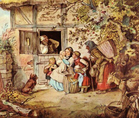 History of German women