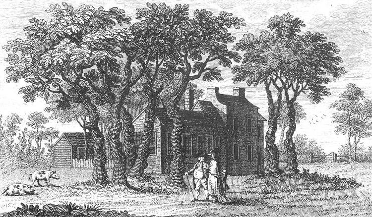 History of Harringay (1750–1880)