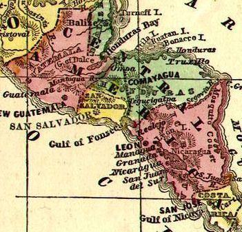 History of Honduras (1838–1932)