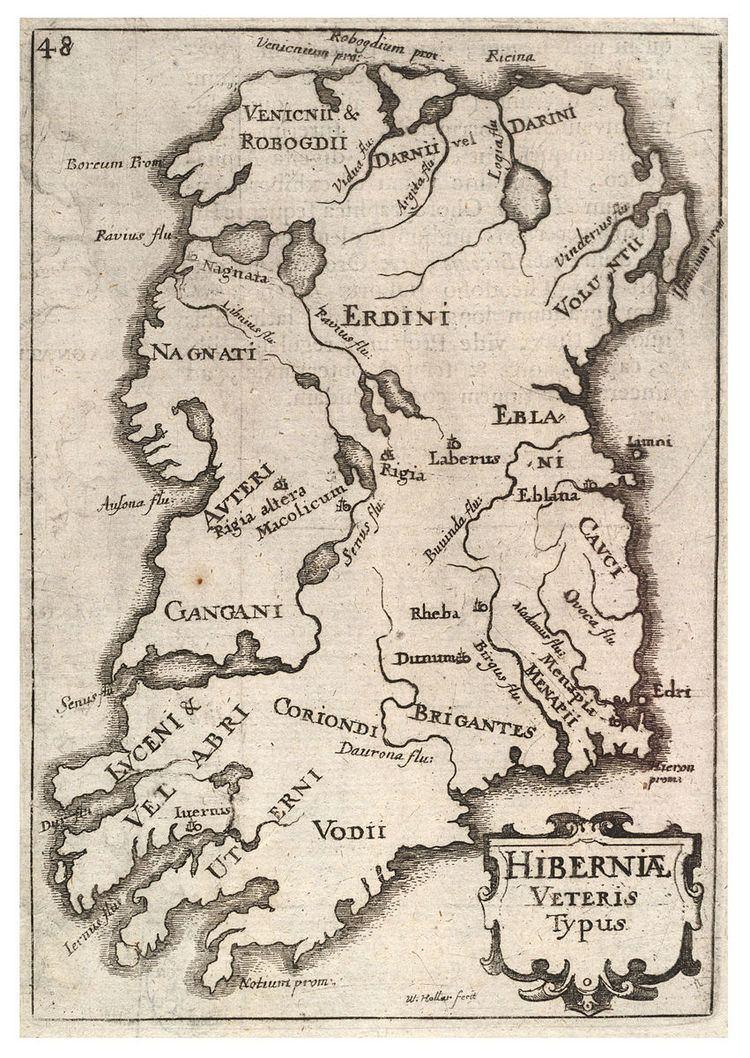 History of Ireland (400–800)