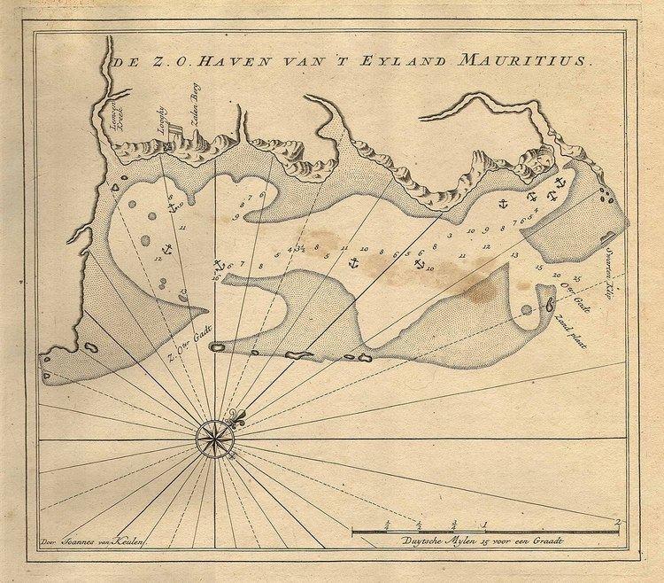 History of Mauritius