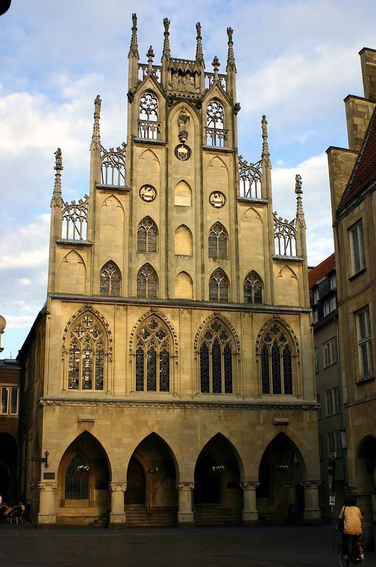 History of Münster