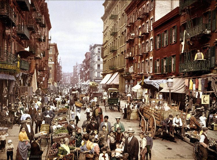 History of New York City (1898–1945)