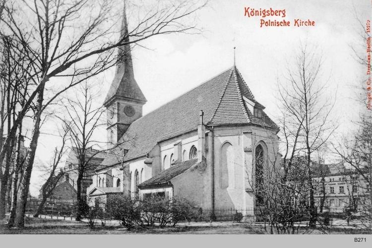 History of Poles in Königsberg