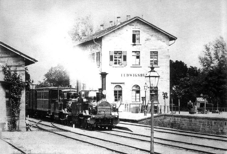 History of railways in Württemberg