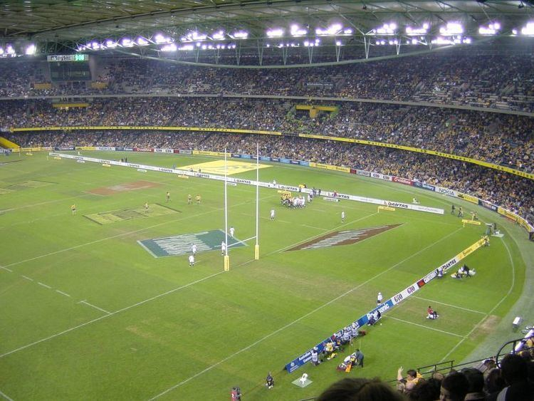 History of rugby union matches between Australia and England