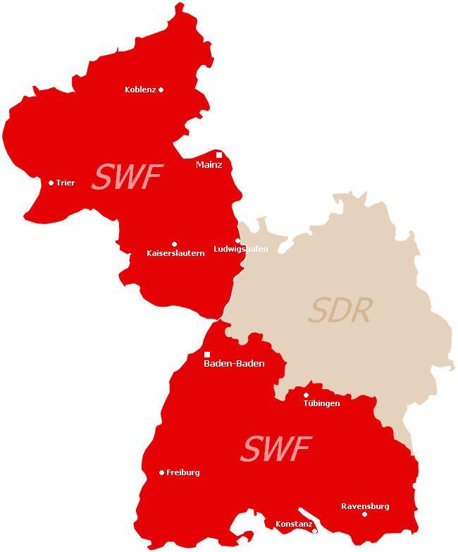 History of Südwestrundfunk