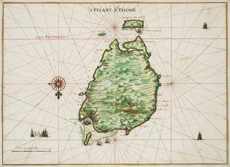 History of São Tomé and Príncipe