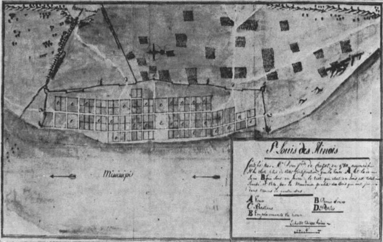 History of St. Louis (1763–1803)