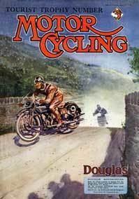 History of the Isle of Man TT Races 1920–29
