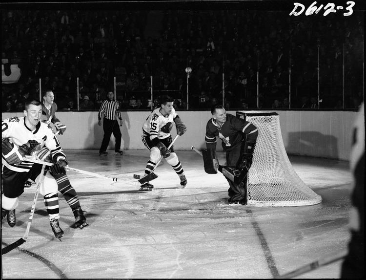 History of the National Hockey League (1942–67)
