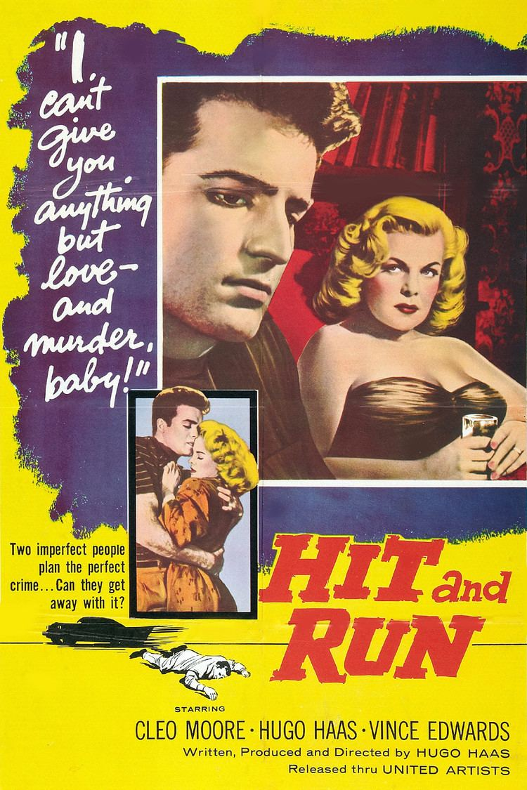 Hit and Run (1957 film) wwwgstaticcomtvthumbmovieposters47589p47589