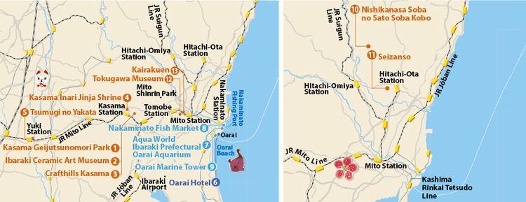 Hitachi, Ibaraki in the past, History of Hitachi, Ibaraki