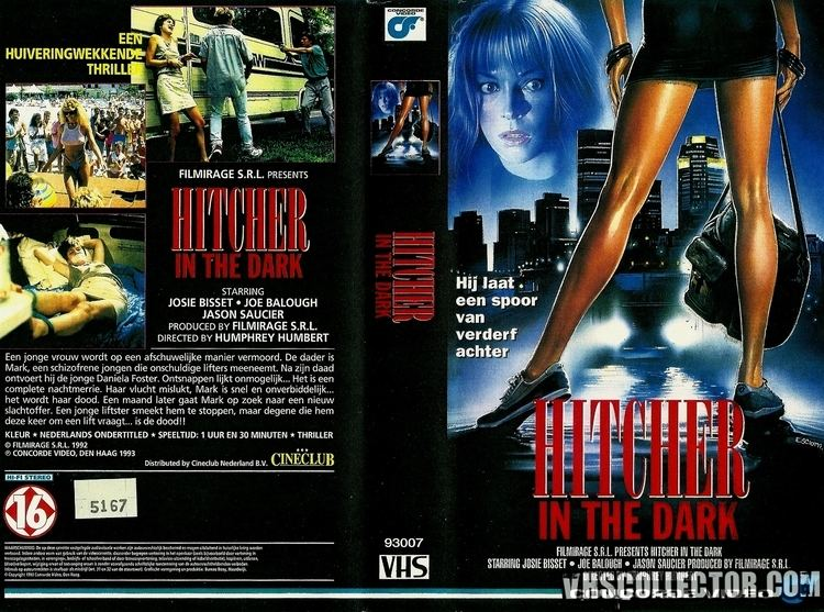 Hitcher In The Dark Hitcher in the Dark VHSCollectorcom Your Analog Videotape Archive
