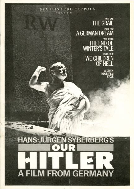 Hitler: A Film from Germany httpswwwroyalbookscompicturesmedium130901jpg