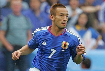 Hitoshi Nakata Nakata Tidak Dimusuhi Piala Dunia 2006