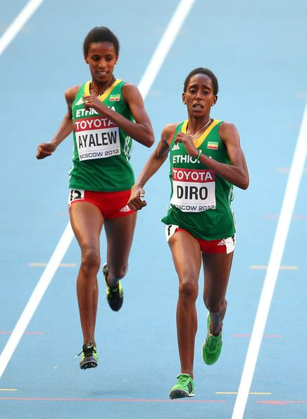 Hiwot Ayalew Hiwot Ayalew Pictures 14th IAAF World Athletics