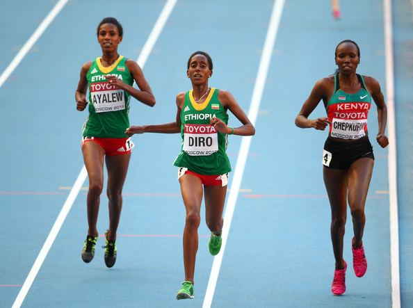 Hiwot Ayalew Hiwot Ayalew Photos 14th IAAF World Athletics
