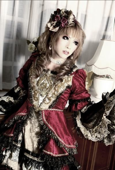 Hizaki Hizaki Versailles Photo 6660633 Fanpop