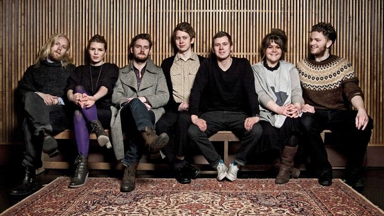 Hjaltalín Hjaltaln Music fanart fanarttv