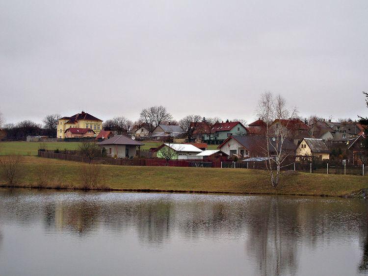 Háje (Příbram District)