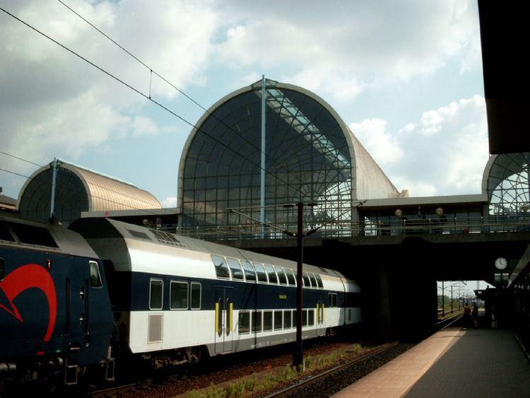 Høje Taastrup station
