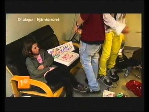 Hjärnkontoret SVTtrailer Hjrnkontoret 2004 YouTube