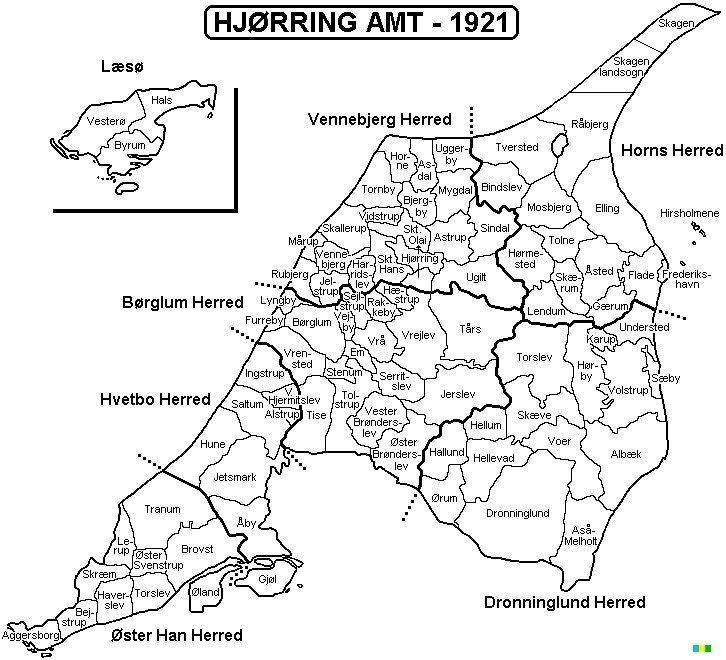 Hjørring County