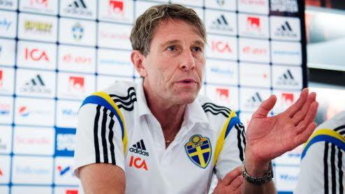 Håkan Ericson S vill Ericson utveckla svensk fotboll svenskfotbollse