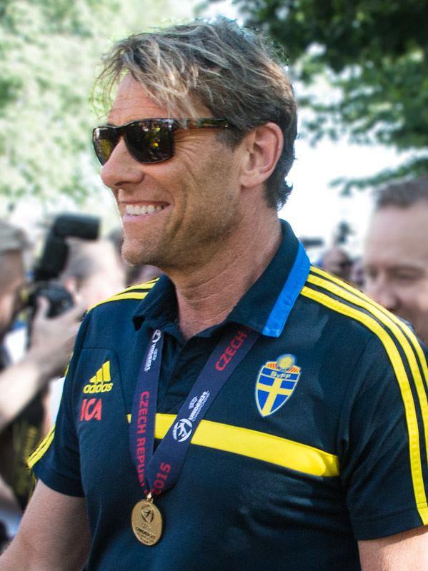 Håkan Ericson FileHkan Ericson in July 2015jpg Wikimedia Commons