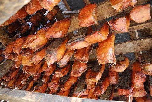 Hákarl Hkarl Icelandic fermented shark Album on Imgur
