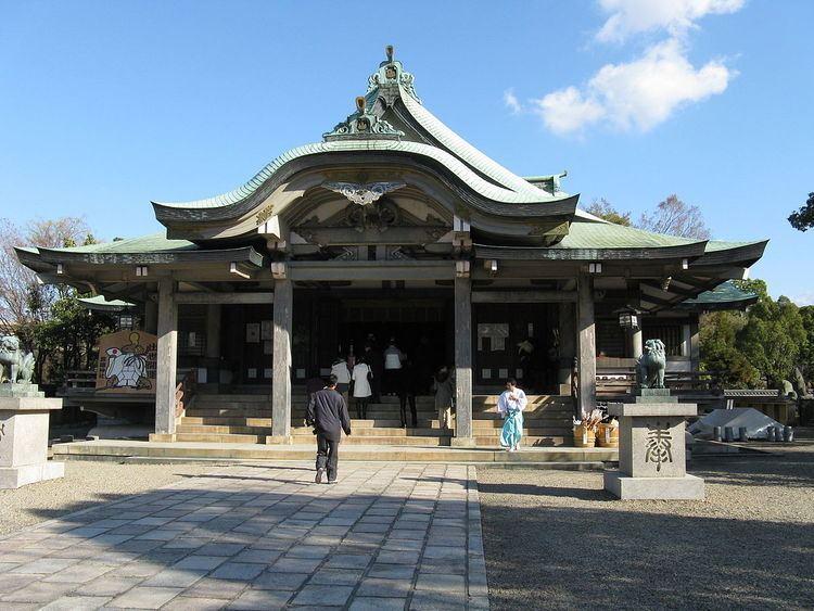 Hōkoku Shrine (Osaka)