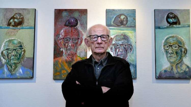 Håkon Bleken Har solgt malerier for to millioner siden torsdag adressano